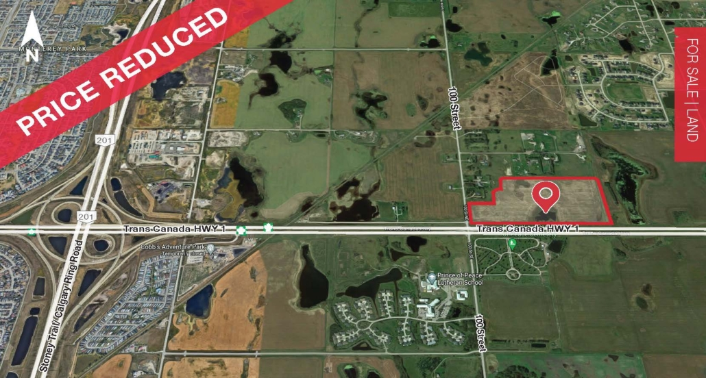 100 Street Land for Sale