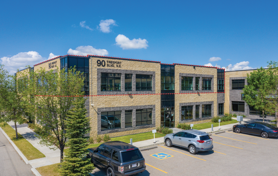 90 Freeport Blvd - Office space